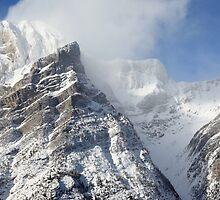 Windy peaks by zumi