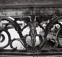 Berlin Bridge by AClyne