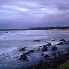 Stormy Morning at Point Danger by Jennifer Ellison