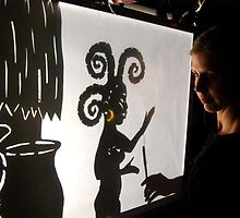 Shadow Puppetry Shoot #1 by Kate Pudim - Ingenue Photography