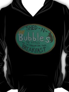 For Kitties and the people who love them BREAKFAST. T-Shirt