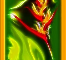 Flaming by George  Link