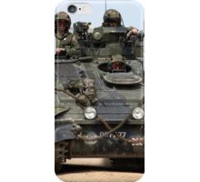 British Army FV103 Spartan Armoured Personnel Carrier iPhone Case/Skin