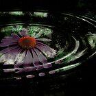 The Liquid Flower VIII by EbelArt