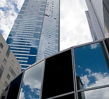 Eureka Tower #2 by Chris Muscat