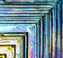 Abstract Bismuth by MMPhotographyUK