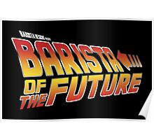 Barista of the future Poster