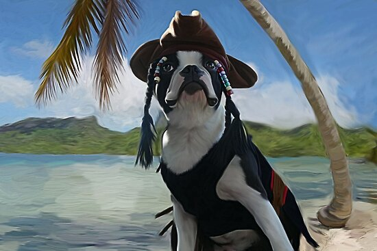 Capt Jack Sparrow ... by Cazzie Cathcart