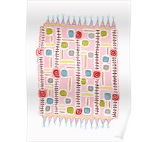 magic bathmat Poster