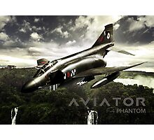 F-4 Phantom Fighter Jet Photographic Print