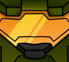 Halo Zone MC Logo Sticker