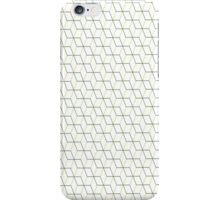 Cubism Number Four by M.A iPhone Case/Skin