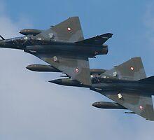Ramex Delta Duo - Mirage 2000 by Mike Rivett
