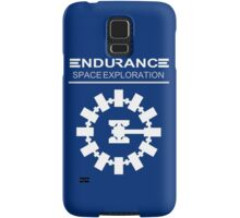 Inspired by Interstellar - Endurance Space Craft Samsung Galaxy Case/Skin