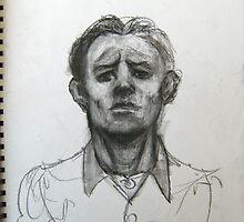 Suspect, Conté by Alizarin