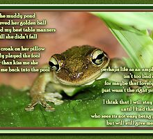Kiss That Frog by Donna Adamski