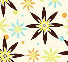 flower paper by keyweegirlie