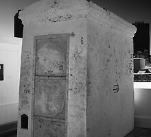 VOODOO QUEEN MARIE LAVEAU'S CRYPT by KSkinner
