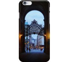 Welcome to Vienna iPhone Case/Skin