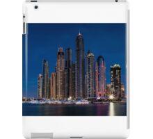 Dubai Marina Skyline iPad Case/Skin