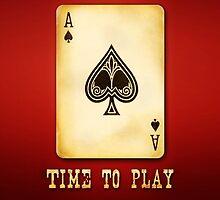 As Spade by ThreeBoys