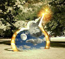 Digital Stargate by digitalmidge