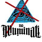 No Illuminati by tinaodarby