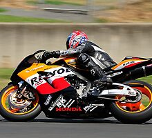 Repsol Honda Race Replica by Gino Iori