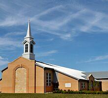 Latter Day Saints Church Mornington by Tom Newman