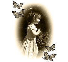 Beauty back in time... Photographic Print