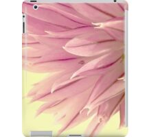 Soft And To The Point iPad Case/Skin