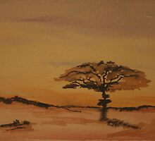 landscapes 2011 by Linda Ridpath
