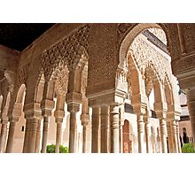 The Alhambra Photographic Print