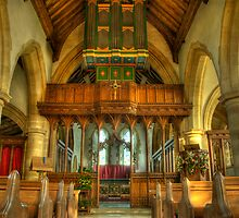 St. Oswalds Church - Lythe by WhartonWizard