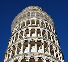 Leaning Tower of Pisa by Danielle Girouard