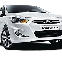 Hyundai Fluidic Verna On Road Price In Bangalore by nisha n