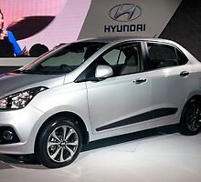 The New Hyundai Xcent On Road Price With Features In Chennai  by nisha n