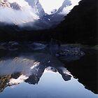 Lake Mackenzie by pslambe