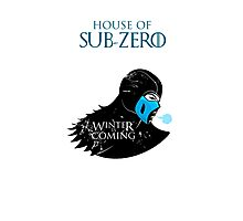 House of Sub-Zero Photographic Print