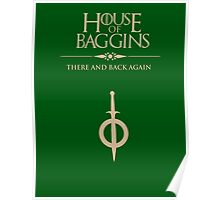 House of Baggins Poster