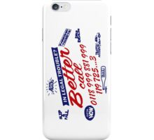 Better Call IT - Mashup! (0118 99...) Crowd Emergency number iPhone Case/Skin