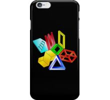 Impossible Shapes iPhone Case/Skin