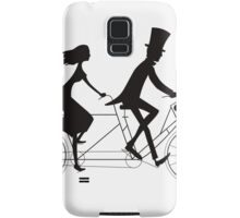 Love-bicycle Samsung Galaxy Case/Skin