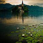 Lake Bled, Slovenia by Brett Trafford