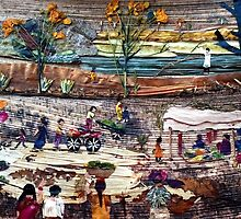 Village Sunday Market by BasantSoni