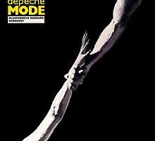 Depeche Mode : Blasphemous Rumours -paint- by Luc Lambert
