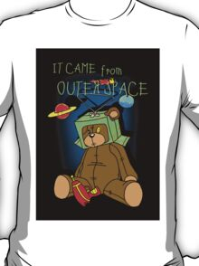 It Came from Outer Space - in technicolor T-Shirt