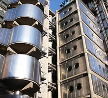 Lloyds building by DavidFrench