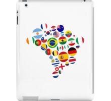 Brasil Nations iPad Case/Skin