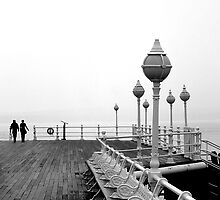 A stroll on the pier by DualAspect